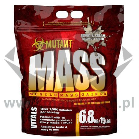 Mutant mass | mamutpro.pl