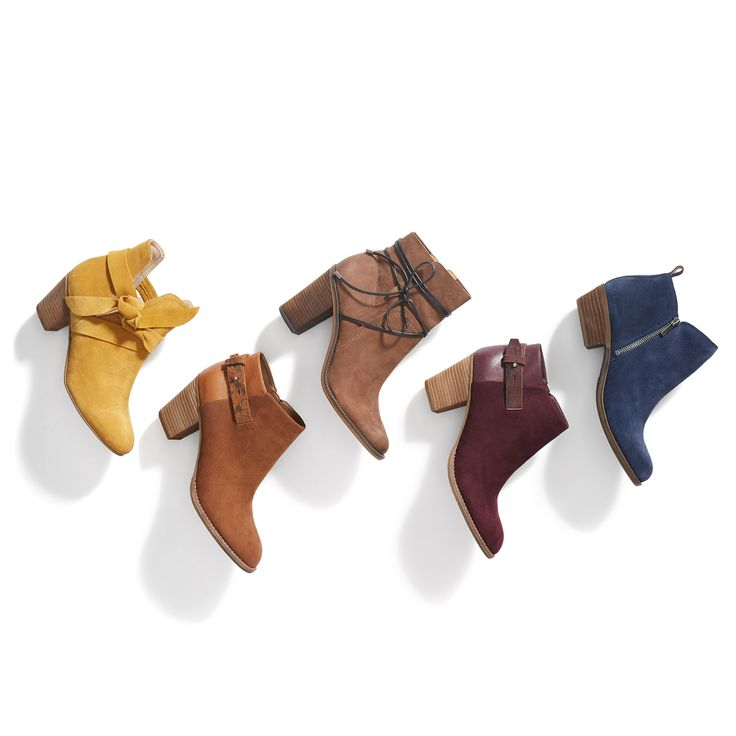 This just in: fall boots. Tell us which one(s) you love in the comments!