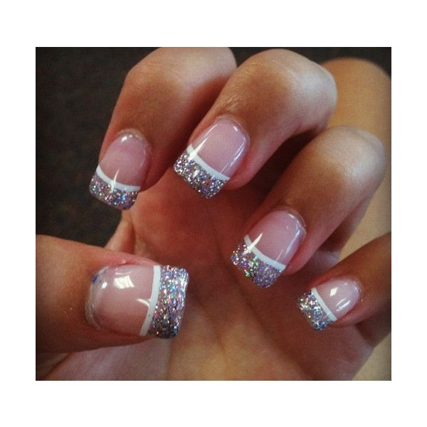 NewYorkBabe We Heart It ❤ liked on Polyvore featuring beauty products, nail care, nails and nail polish