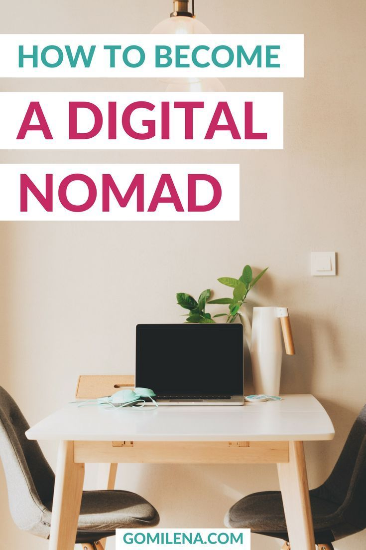 How To Become A Digital Nomad Travel JobsTravel