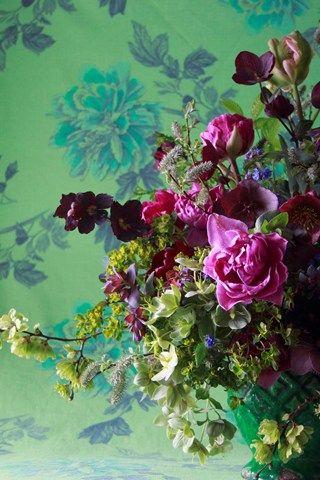 The Chelsea Flower Show 2014 . Designers Guild Pop-Up Garden .