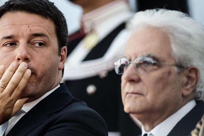 """Italicum, opposizioni gridano al """"golpe"""" e scrivono a Mattarella: no a fiducia sull'Italicum. L'Uomo del Colle glissa"""