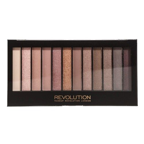 Makeup Revolution Paletka očných tieňov Iconic 3