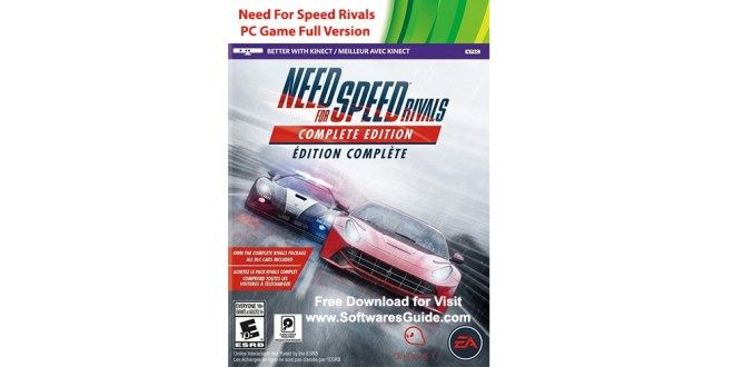 Need For Speed Rivals PC Game Free Download Full Version  NFS
