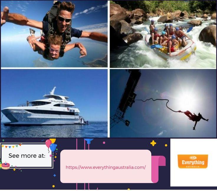 Adventure Activity in Australia