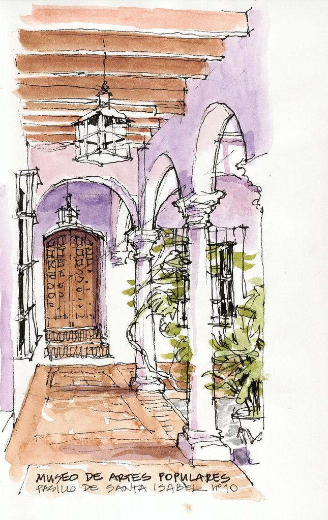 Málaga, museo de artes populares   by Luis_Ruiz
