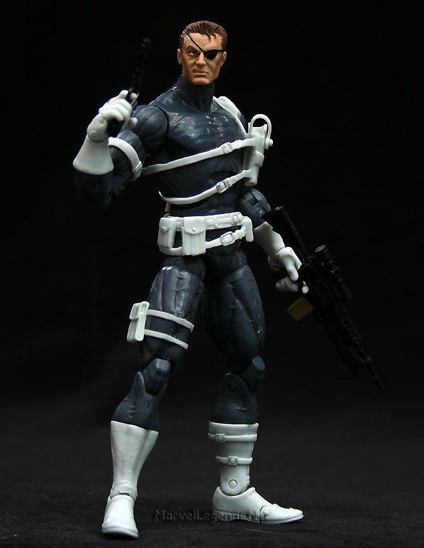 Marvel Legends Twin Packs Series 2 Nick Fury