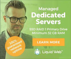Liquid Web Coupon Code - Dedicated Server Hosting Promo