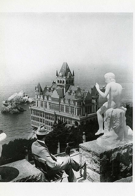 old Cliff House Restaurant - San Francisco