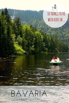 The Bavarian Forest in Germany is not a typical destination for family holidays, but is a great choice for active families who like exploring the great outdoors. @kiddieholidays shares their top 10 Things to Do with Kids in Bavaria, Germany.