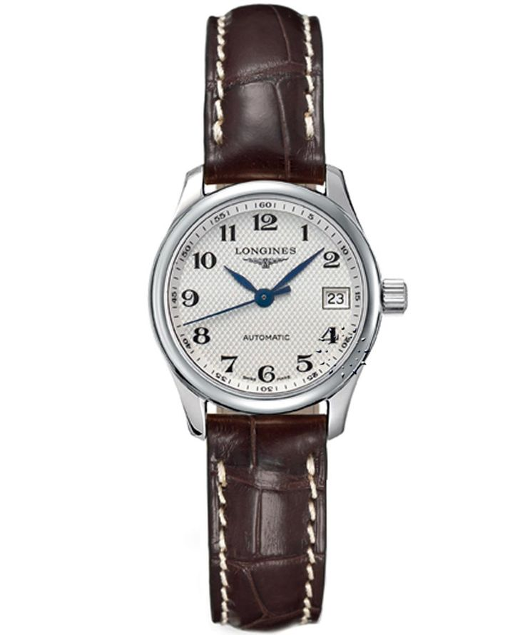 LONGINES Automatic Master Collection Brown Leather Strap Τιμή: 1.300€ www.facebook.com/l.php?u=http%3A%2F%2Fwww.oroloi.gr%2Fproduct_info.php%3Fproducts_id%3D34352=zAQFDDYtm=1