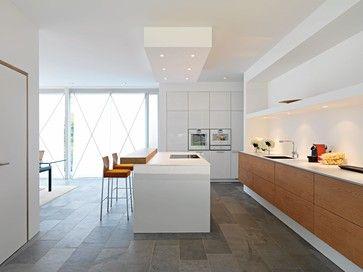 Residential building | baurmann.dürr architekten | Germany - modern - kitchen - Leicht Küchen AG