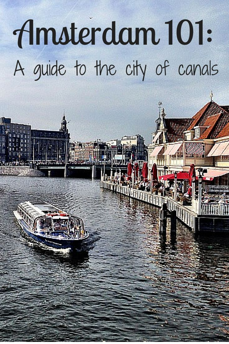 A #travel guide to awesome #Amsterdam- including what needs to be your first stop. #Holland #Europe