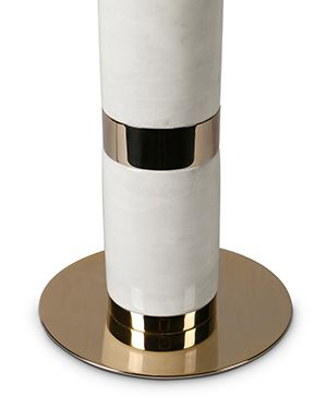 A majestic tall table lamp, Donna has come to redefine everything we have ever seen in the lighting design world.  #modernlighting #contemporarylighting  #modernhomedecor #interiordesignideas #interiordesignproject #homedesignideas #midcenturystyle #moderndesign #luxurydecor #uniquelamps #contemporarydesing #homedecorideas #interiordesingideas #decortyps #interiorinspiration #winterrenovation