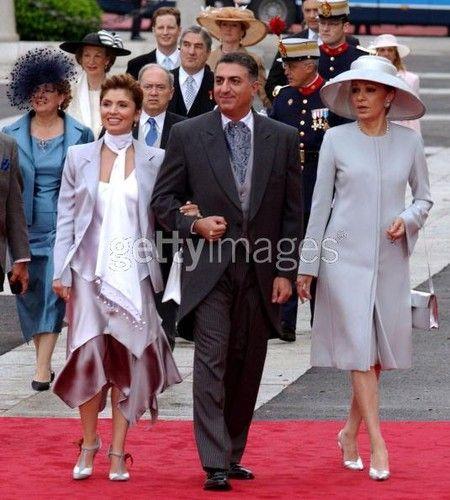RECORDAR: Casamento Príncipe Felipe e Letizia Ortiz - Convidados: Outras Famílias Reais - Blog_Real - O Blog das Monarquias