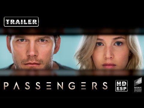 Passengers Trailer Official Subtitulado [HD] (Jennifer Lawrence y Chris Patt) - YouTube