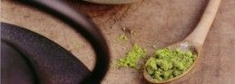 Green Tea Pudding (Budino al Tè Verde) Ricetta di: fiordizucca