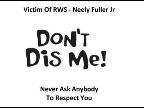 Neely Fuller Jr - Never Ask Anybody To Respect You - #thebirthofanation https://petitions.whitehouse.gov/petition/formally-recognize-ku-klux-klan-terrorist-organization-1  #natturnerlives #blacklivesmatter #DarrenSeals #TyreKing #TerenceCrutcher #getout #bencarson #immergrantslaves #TawonBoyd #5150nation #IndiaKager #TamirRice #KorrynGaines #policebrutality #colinkaepernick #SandraBland #FreddieGray #azealiabanks #chemtrails #GxldenGods #AltonSterling #PhilandoCastile #steverogers #trump…