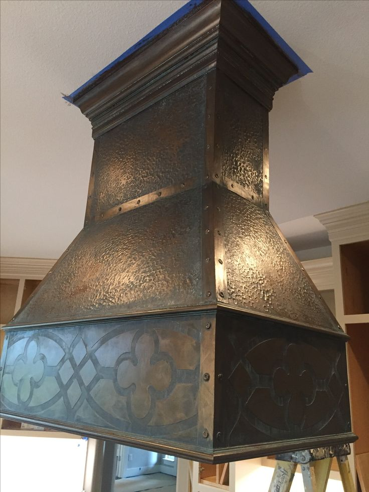 17 Best Images About Range Hoods Over An Island On