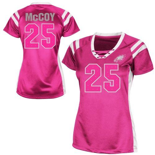 Lashawn Mccoy Lesean Mccoy Philadelphia Eagles Ladies