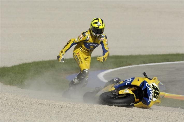 Rossi recalls 'strange' 2006 MotoGP title defeat