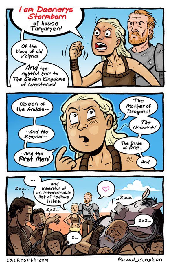 Daenerys - ASoIaF / Game of Thrones by Azad-Injejikian.deviantart.com on @deviantART