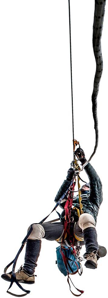 The 50 Most Adventurous Men by Men's Journal - Five have NOLS diplomas: Chris Davenport Rock Climbing '88 Jimmy Chin former instructor John Grunsfeld numerous NASA/NOLS expeditions Renan Ozturk WFR '01 Cody Townsend WFR '09