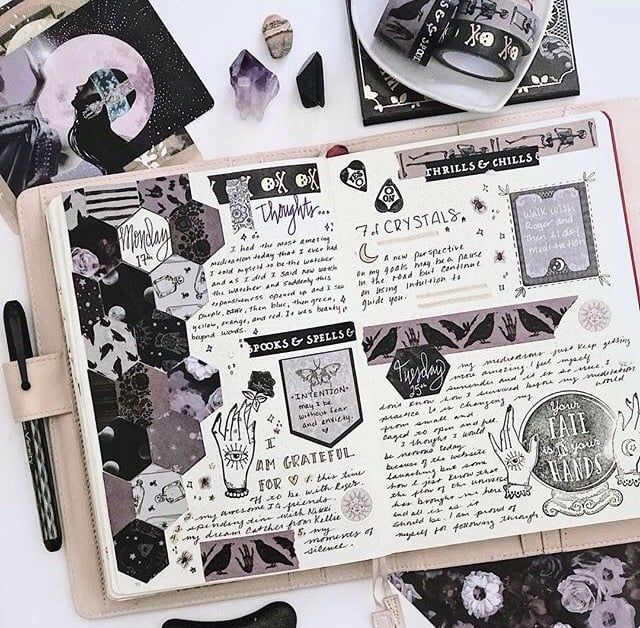 Bullet Journal Image With Images Bullet Journal Aesthetic