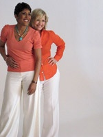robin roberts and diane sawyer I miss them together on GMA