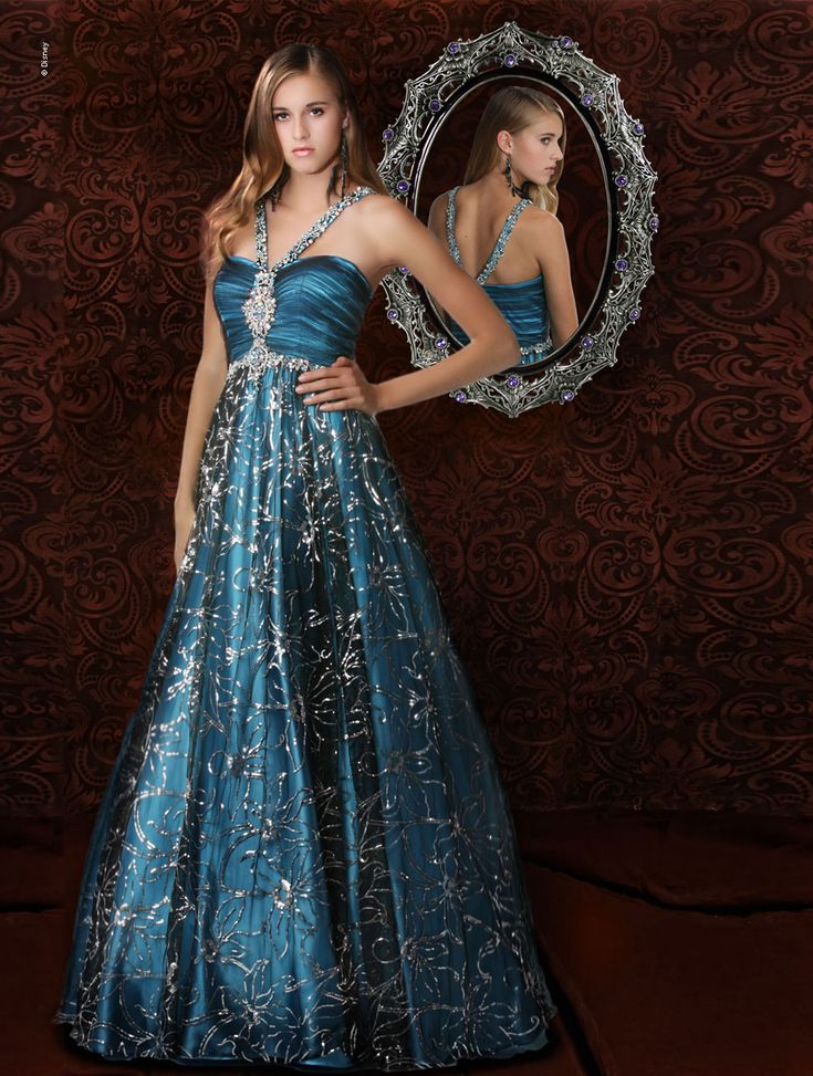 1000 Images About Disney Princess Prom On Pinterest