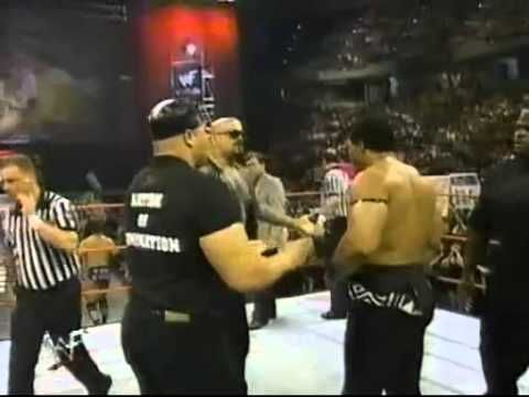 WWF Raw is War, 30th March 1998. Nation of Domination segment - YouTube
