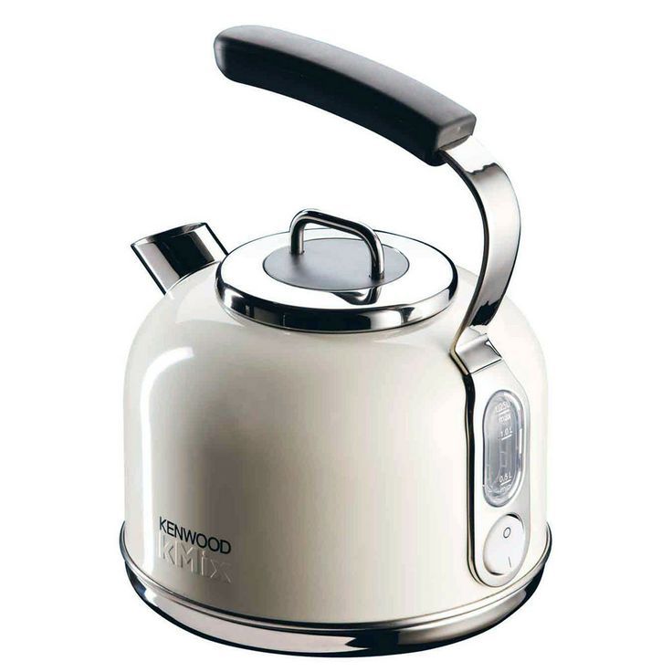 Discover the Kenwood KMix Traditional Boutique Almond Kettle SKM032 at Amara