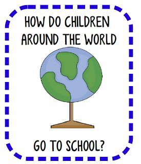 This blog (with link to site), is a great informational site for students or teachers to research about how other students go to school in other places in the world such as Kenya, North Pole, Colombia, Jordan and many more! This site is a great resource to globalize a classroom and let students relate to other students in other parts of the world!