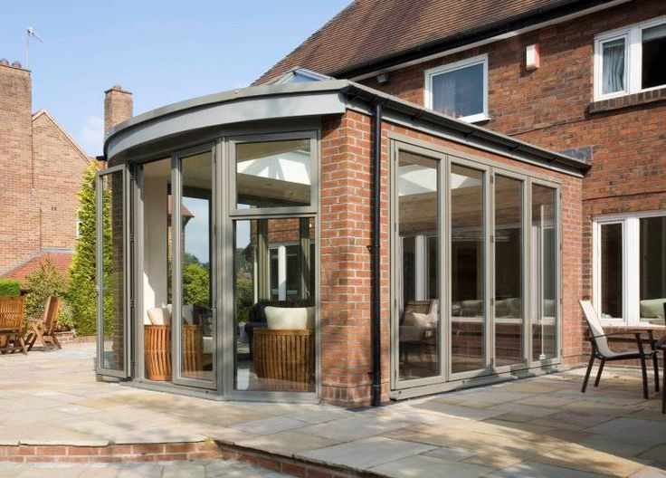 Image result for cost one story orangery extension