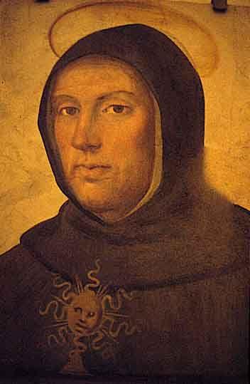 Anónimo s. XVI, Santo Tomás de Aquino, Galería Pitti, Florencia