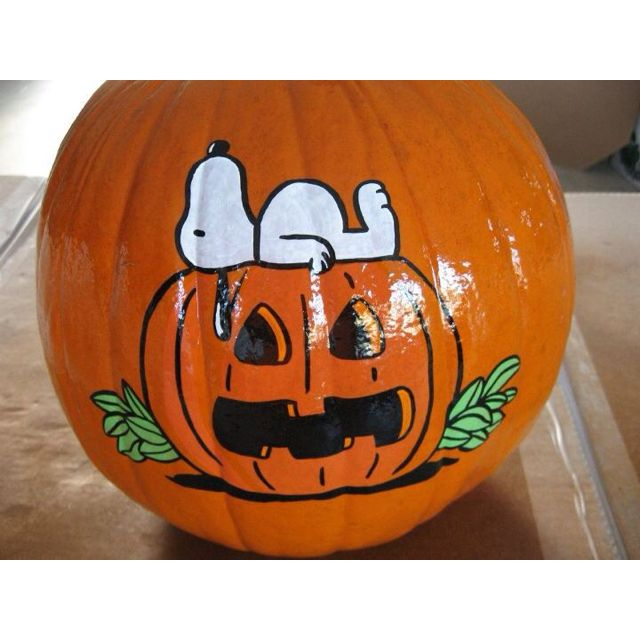 72 best decorated pumpkins images on pinterest ice cream cones pumpkin carvings and pumpkins - How To Paint Pumpkins For Halloween