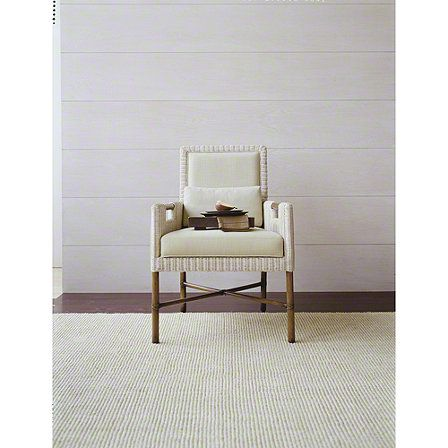 Awesome McGuire Furniture: Thomas Pheasant Woven Core Dining Arm Chair: No. WS 404
