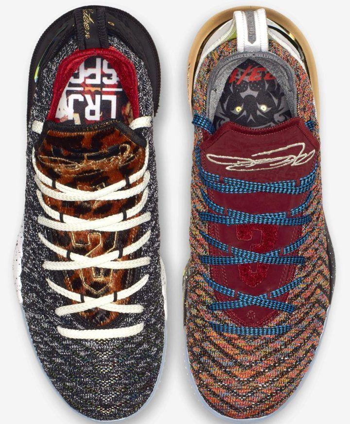 more photos 03f22 9f438 Nike LeBron 16