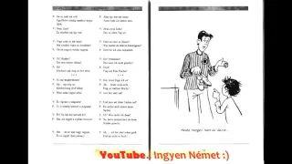 Német Magyar Lecke 4.- YouTube