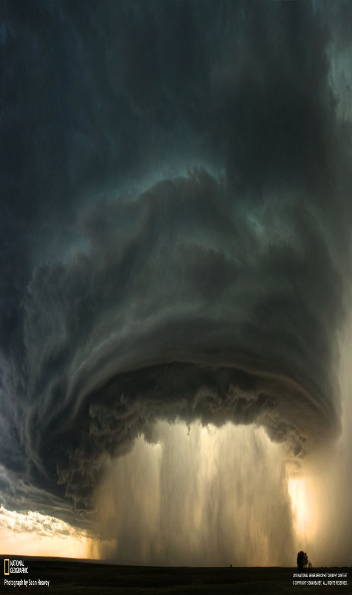 Stunning and Shocking Thunderstorm Photography - photography by Sean Havey, National Geographic