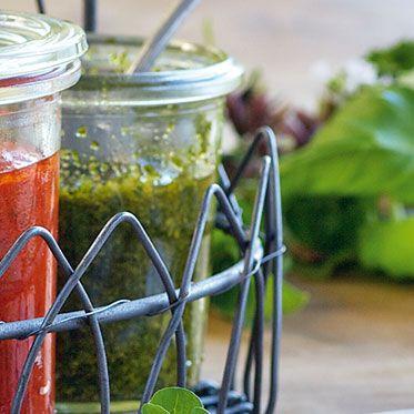 Pesto Genovese Rezept | Küchengötter