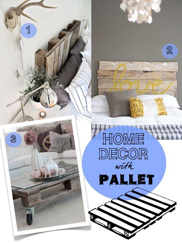 Pallet Decor: Palette