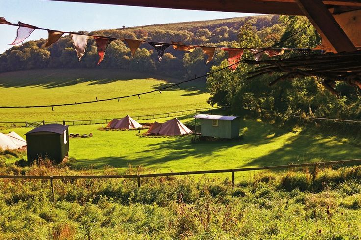 Glamping in Scotland, Yorkshire, Wales and Cornwall | UK
