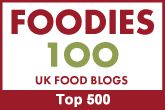 Foodies100 Index of UK Food Blogs