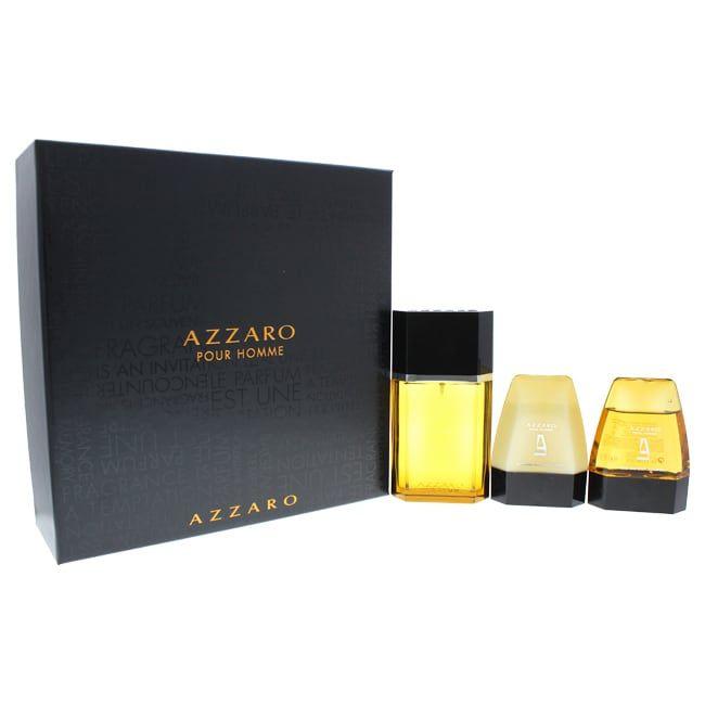 Azzaro Pour Homme 3-piece Gift Set for Men