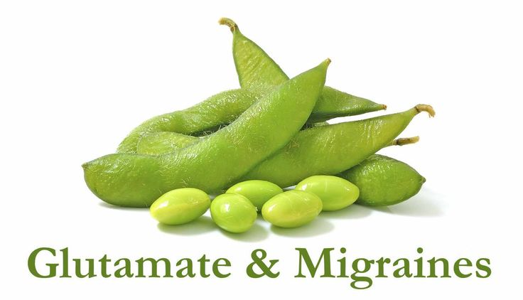 High concentrations of glutamate (such as MSG) are often headache triggers. Reduce processed foods with... Migraine Trigger: Glutamic Acid and Glutamate