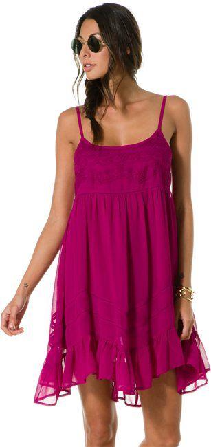 @Billabong Girls beach dress #beachdress #beachy http://www.swell.com/Womens-Apparel-New-Products/BILLABONG-SWEET-ALL-OVER-DRESS?cs=FU