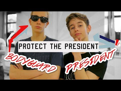Youth Group Game: Protect the President | Ministry to Youth