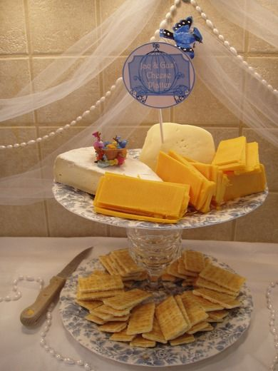 mice in the cheese tray