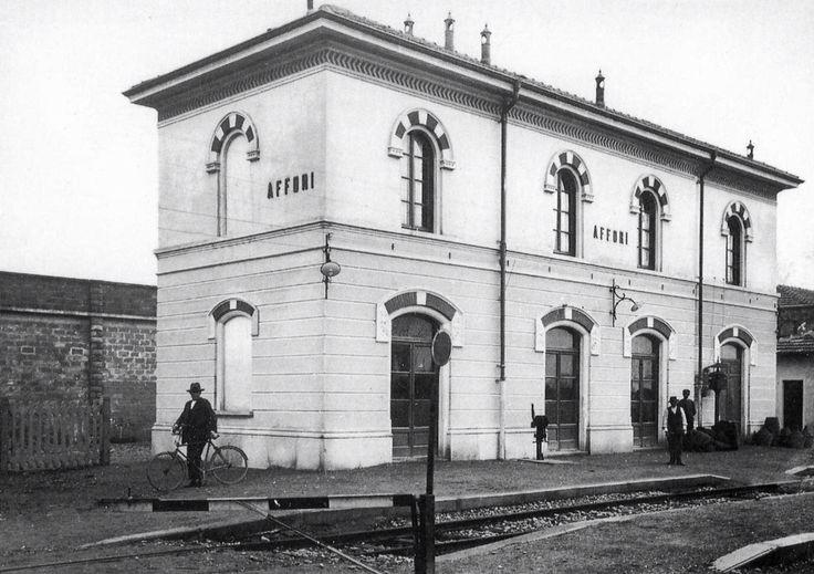 Stazione Milano Affori
